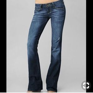 Paige Bootcut Jeans!